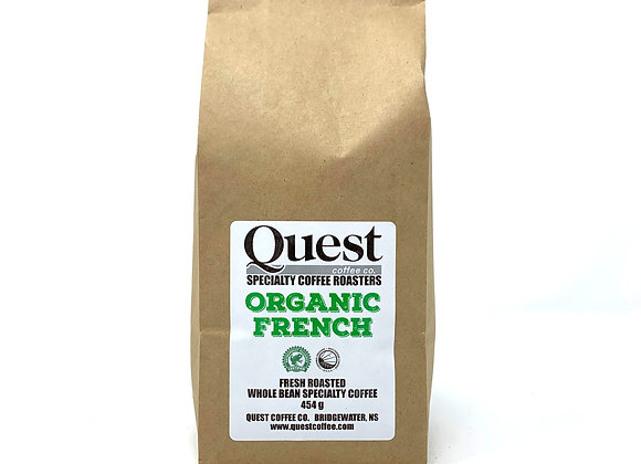 Organic French Roast 454g