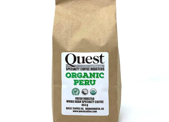 Organic Peru Chanchamayo 454g