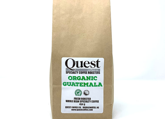 Organic Guatemala Huehuetenango 454g