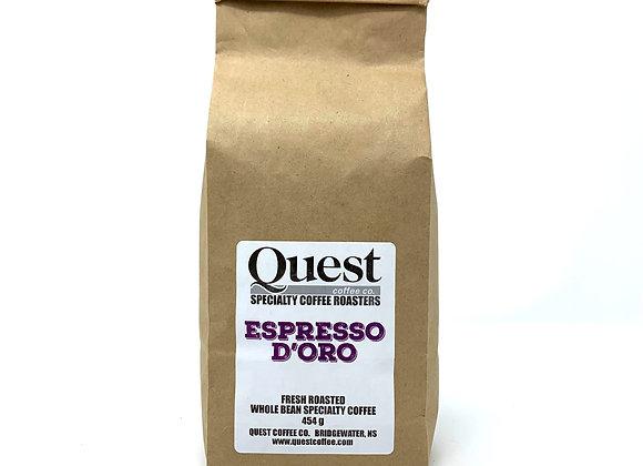 Espresso d'Oro 454g