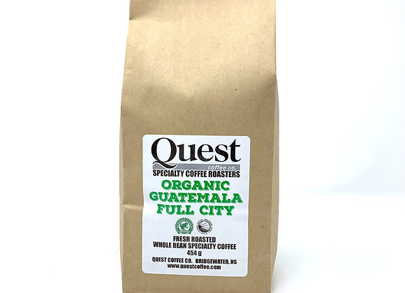 Organic Guatemala Full City 454g