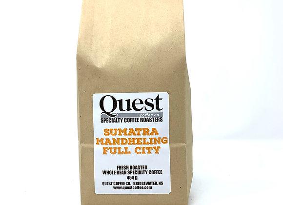 Sumatra Mandheling Full City 454g