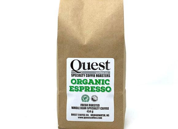 Organic Espresso 454g