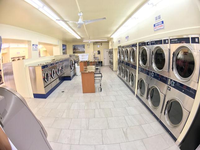 hamilton Laundry laundromat washers and dryers