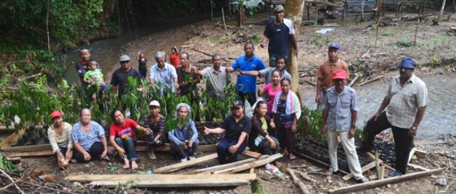 Manejo comunitario de bosques y agroecología: Soluciones de base contra el cambio climático