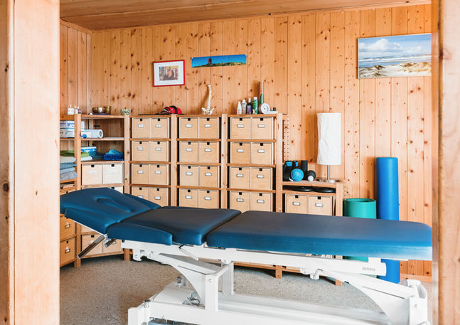 Barty Osteopathie: Räumlichkeiten