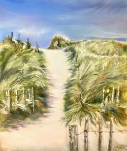 Les dunes de Plomeur