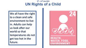 UN Rights of a Child (5th July 2021)