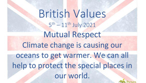 British Values (5th July 2021)