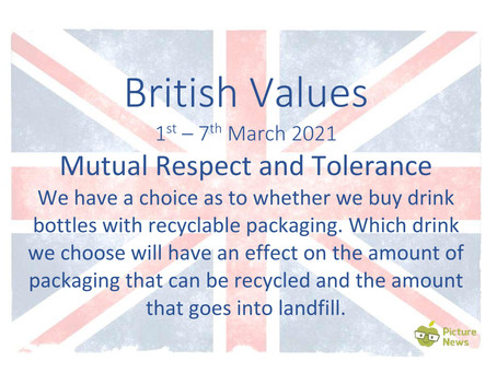 British Values (1st March 2021)