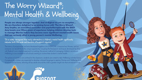 The Worry Wizard - Mental Health & Wellbeing