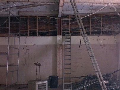 May 15th - Plasterboard & Paint