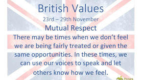 British Values (23rd November 2020)