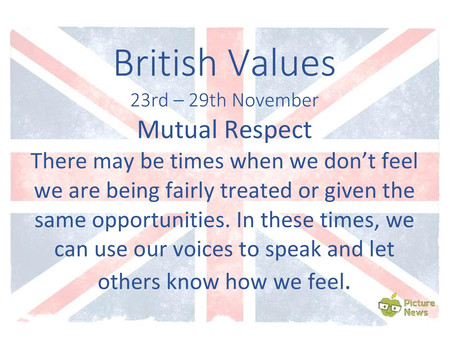 British Values (23rd November 2020)