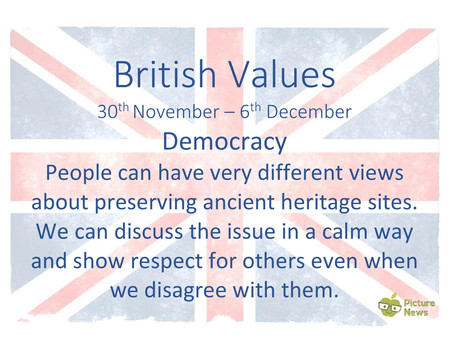 British Values (30th November 2020)