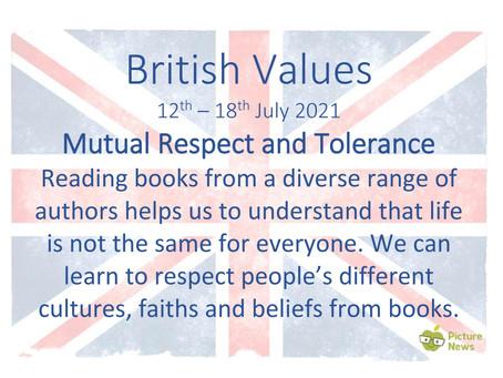 British Values (12th July 2021)