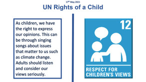 UN Rights of a Child (17th May 2021)