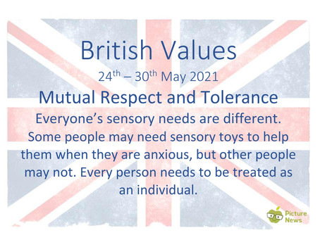 British Values (24th May 2021)