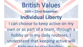 British Values (16th November 2020)