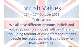 British Values (11th October 2021)