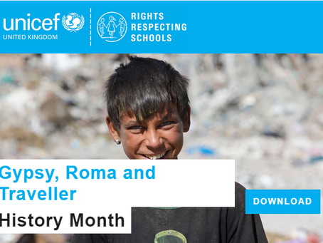 RRSA Article of the Week - (History Month)