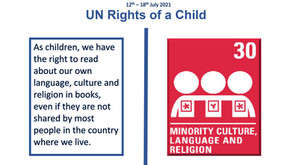 UN Rights of a Child (12th July 2021)