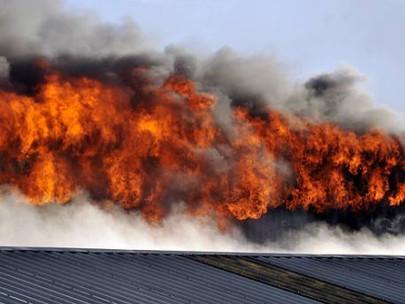 January 2011 - Major Fire