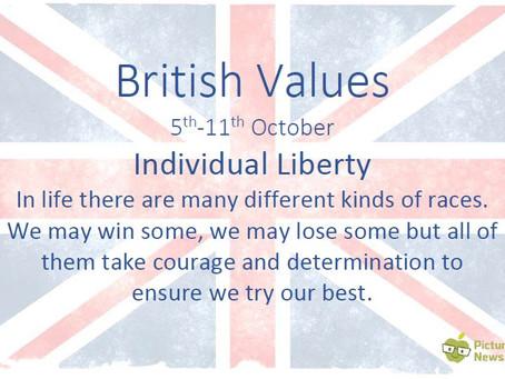 British Values (5th October 2020)