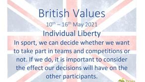 British Values (10th May 2021)