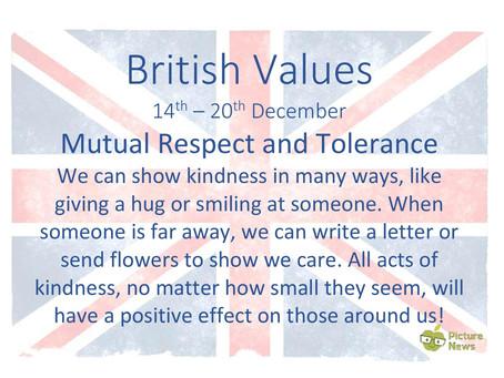 British Values (14th December 2020)