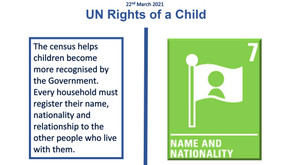 UN Rights of a Child (22nd March 2021)