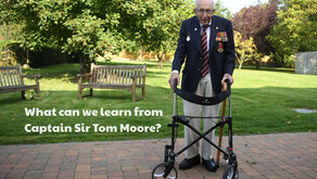Captain Sir Tom Moore - Picture News Special