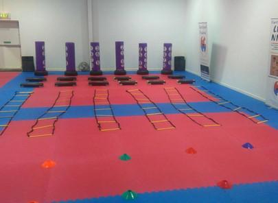 Little Ninjas Assault Course
