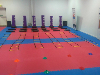 Little Ninjas Assault Course