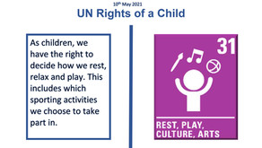 UN Rights of a Child (10th May 2021)