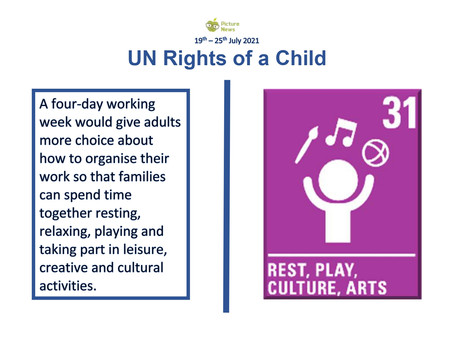 UN Rights of a Child (19th July 2021)