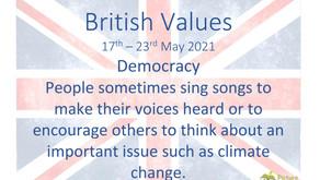 British Values (17th May 2021)