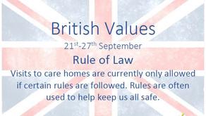 British Values (21st September 2020)
