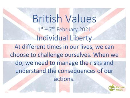 British Values (1st February 2021)