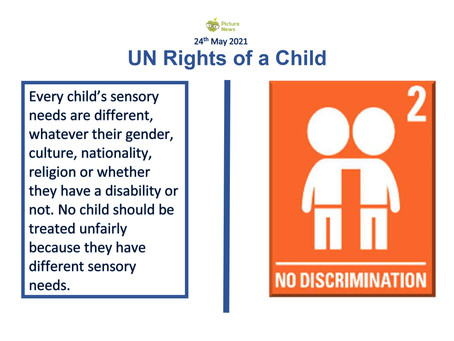 UN Rights of a Child (24th May 2021)
