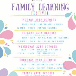 Family Learning Festival