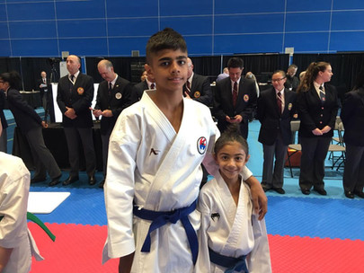 Canada Open Karate Championships