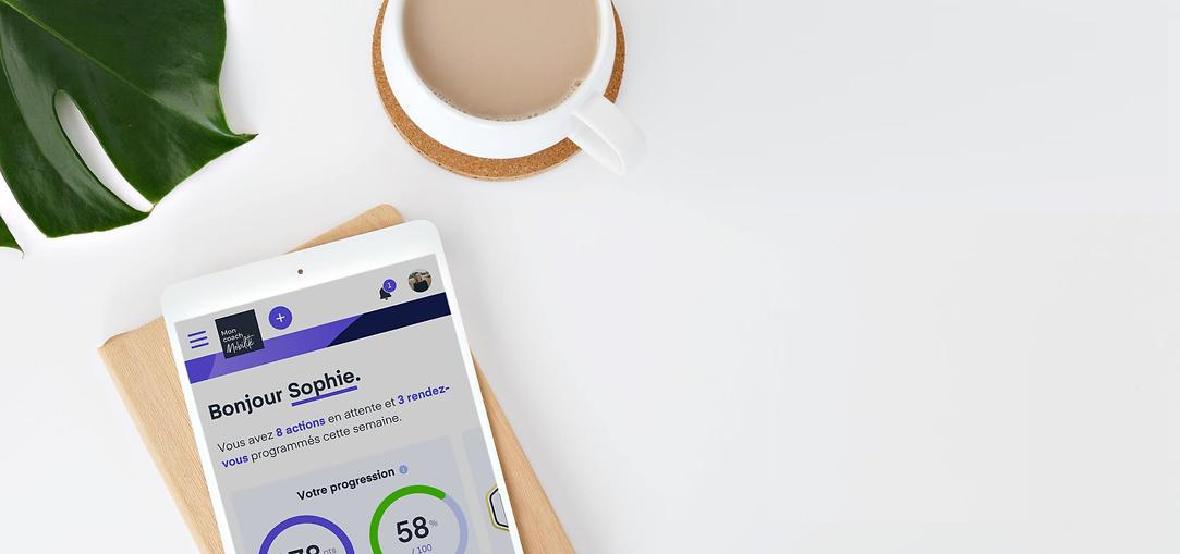 App McM, l'application de coaching digital pour trouver un emploi