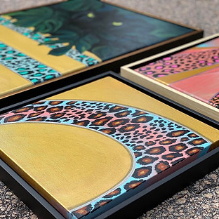 framed animal print paintings.jpg