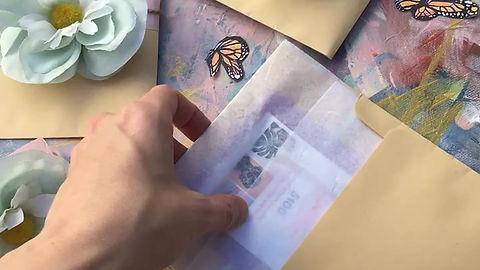 Handmade Gift Cards towards pet portrait orders or original pieces of art.