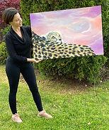amy yeager jorge artist cheetah cub.jpg