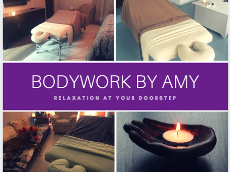 Welcome to Bodywork by Amy