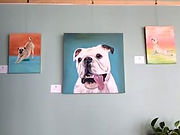 Amy Yeager Jorge artist gallery Raleigh
