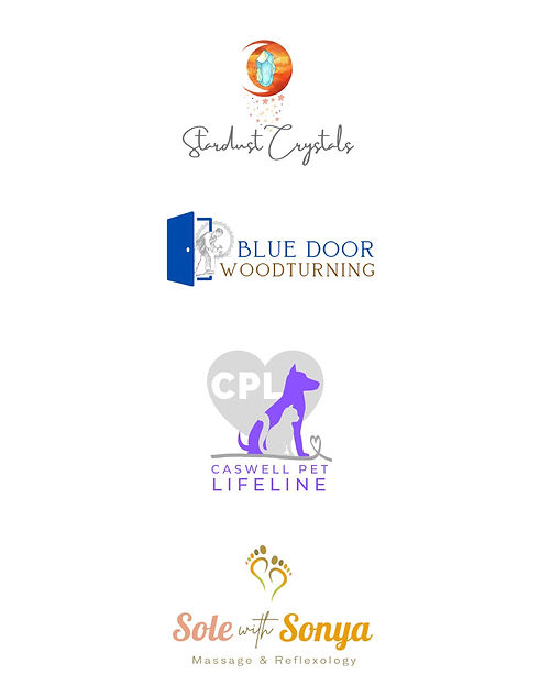 Logo Design examples Amy Yeager Jorge.jp