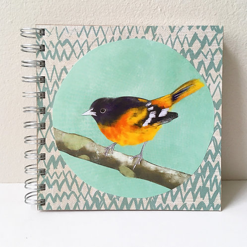 Bird Book - Oriole (Only one left!)